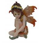 Fée lutine «Lydia», une figurine de fée de la collection «Fées lutines»
