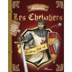 Les Chevaliers, le héros c'est toi! Les grands livres des aventuriers, éditions Fleurus