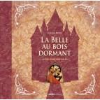 La belle au bois dormant, livre pop-up de Louise Rowe d'après les frères Grimm