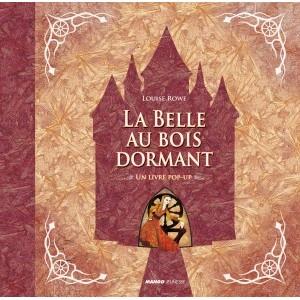 La belle au bois dormant livre pop up aux ditions mango - La biche aux bois yerres ...