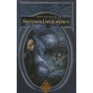 Petites histoires de sirènes bretonnes de Dominique Besançon, livre de contes aux éd. Terre de Brume