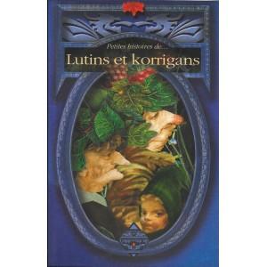 Petites histoires de lutins et korrigans de Dominique Besançon, livre de contes aux éd. Terre de Brume