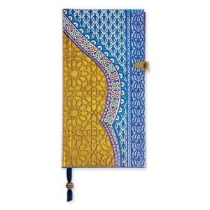 Beau carnet de note «Aladin», un joli carnet notebook Boncahier, coll. Sheherazade