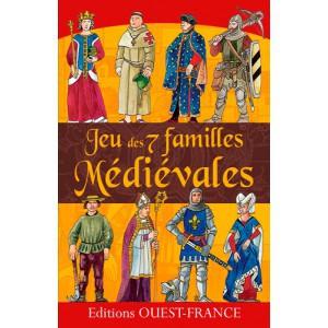 Jeu des 7 familles Médiévales, éd. Ouest-France