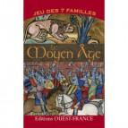 Jeu des 7 familles du Moyen-âge, éd. Ouest-France