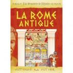 La Rome antique, coll. A la découverte de l'Histoire, livre d'Histoire pour enfants aux éd. Piccolia