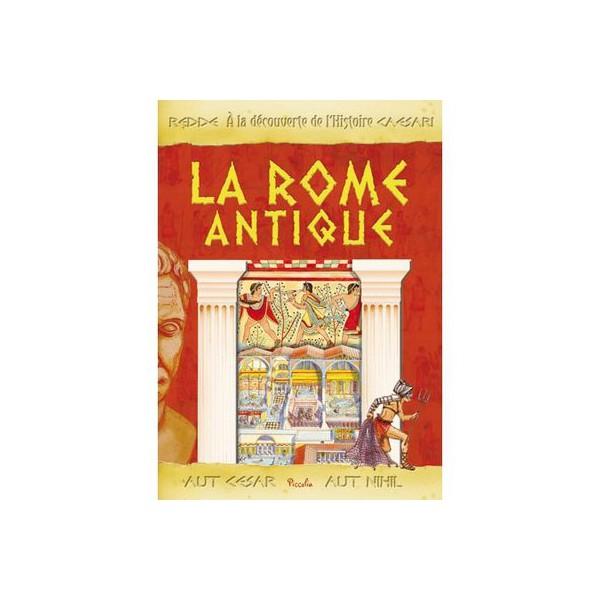 Livre D Histoire Pour Enfants Sur La Rome Antique Piccolia