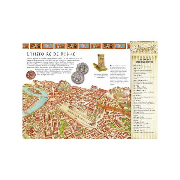 livre d 39 histoire pour enfants sur la rome antique piccolia. Black Bedroom Furniture Sets. Home Design Ideas