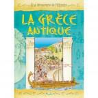 La Grèce antique, coll. A la découverte de l'Histoire, livre d'Histoire pour enfants aux éd. Piccolia