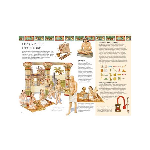 livre d 39 histoire pour enfants sur l 39 egypte ancienne piccolia. Black Bedroom Furniture Sets. Home Design Ideas