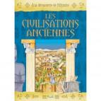 Les civilisations anciennes, coll. A la découverte de l'Histoire, livre d'Histoire pour enfants aux éd. Piccolia