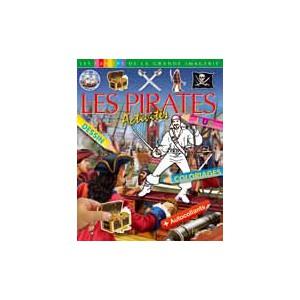 Les Pirates, cahier d'activités pour enfants, Ed. Fleurus