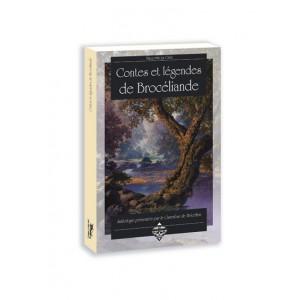 Contes et légendes de Brocéliande, anthologie aux éditions Terre de Brume