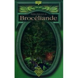 Petites histoires de Brocéliande de Sylvie Ferdinand, éd. Terre de Brume