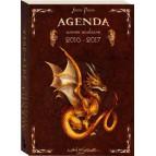 Agenda scolaire de Séverine Pineaux, Dragons agenda scolaire 2016-2017