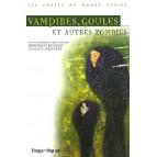 Vampires, goules et autres zombies, anthologie dirigée par Dominique Besançon et Sylvie Ferdinand