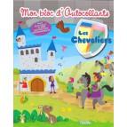 Mon bloc d'autocollants Les Chevaliers, éditions Piccolia