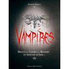 Vampires – Dracula, Carmilla, Bathory et tous les autres... de Jacques Sirgent, éd. Ouest France
