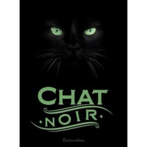 Chat noir, un beau livre sur les chats de Nathalie Semenuik aux éditions Rustica
