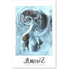 Carte postale de Christophe Dougnac Aurore Fibonacci, L'Univers de Krystoforos