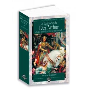 La légende du Roi Arthur et des chevaliers de la Table ronde de Jacques Boulenger, éd. Terre de Brume