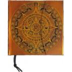 Joli carnet d'écriture «Chiapas», coll de carnets Boncahier précolombien