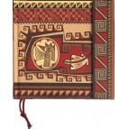 Joli carnet d'écriture « Aguateca », coll de carnets Boncahier précolombien