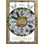 Les mandalas d'Hildegarde à colorier, coloriages pour adultes, éd. Rustica