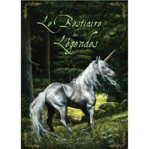 Le Bestiaire des Légendes de Claudine Glot et Séverine Pineaux, éd. Au Bord des Continents...