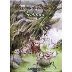 Féeries et Légendes de Bretagne de Xavier Hussön, éd. Au Bord des Continents...