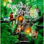 Agenda des fées 2018 de Amandine Labarre