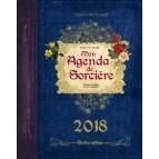 Mon agenda de sorcière 2018 de Denise Crolle-Terzaghi, éd. Rustica