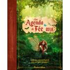 Mon Agenda de Fée 2018 de Nathalie Cousin, agenda annuel aux éditions Rustica