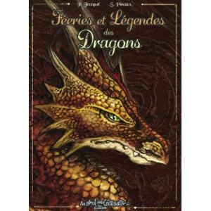 Féeries et Légendes des Dragons de Séverine Pineaux et Patrick Jézéquel, éditions Au Bord des Continents...
