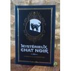 Mystérieux chat noir de Nathalie Semenuik, symboles et superstitions, éd. Rustica
