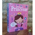 Coffret Deviens une princesse, déguise toi et joue! éd. Piccolia
