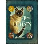 Tarot des Chats, tarot divinatoire de Céline Guillaume et Séverine Pineaux, éditions Ouest-France
