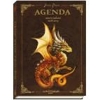 Agenda scolaire Dragons 2018-2019, un agenda scolaire de Séverine Pineaux