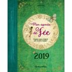 Mon agenda de fée 2019, un agenda original de Nathalie Cousin, éditions Rustica