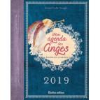 Mon agenda des anges 2019, un agenda original de Denise Crolle-Terzaghi, éd. Rustica