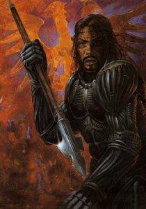 Mordred, fils incestueux d'Arthur de Didier Graffet