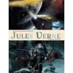 Jules Verne, Les aventures extraordinaires illustré par Alessandro Baldanzi, éditions Piccolia