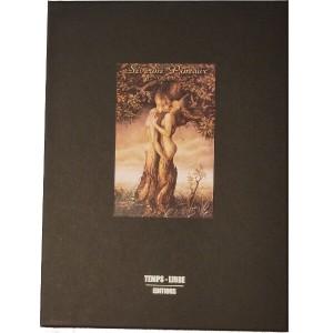 La Forêt Magique, Coffret de cartes d'art de Séverine Pineaux, coll. Ysambre