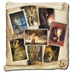 8 cartes postales féeriques L'Univers d'Ysambre de Séverine Pineaux, coll. Ysambre
