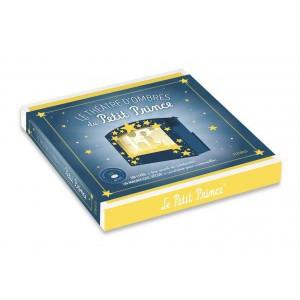 Le théâtre d'ombres du Petit Prince, livre et veilleuse Petit Prince d'Antoine de Saint-Exupéry, éditions Fleurus
