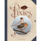Pixies, le Petit Peuple des Fées de Erlé Ferronnière