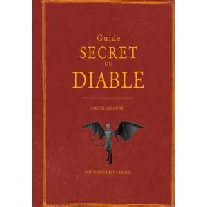 Guide secret du Diable de Samuel Sadaune, éditions Ouest-France