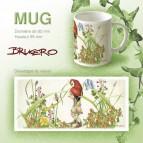 Mug original Lutin à la clochette de Brucero