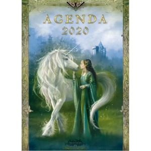 Agenda des Fées 2020 de Sandrine Gestin