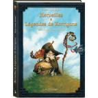Merveilles et légendes des korrigans, Petits contes secrets de Pascal Moguérou, un beau livre de contes, Au Bord des Continents